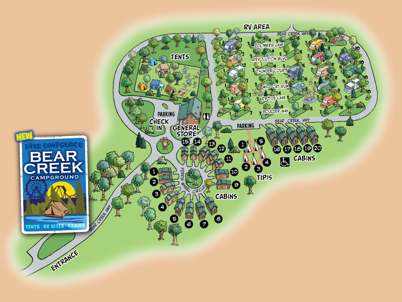 Discount coupons for bear creek campground ct