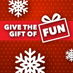 The Gift of Unlimited Fun!