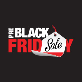Black Friday Sale Happening Now
