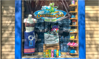 Crocodile Cove Surf Shop