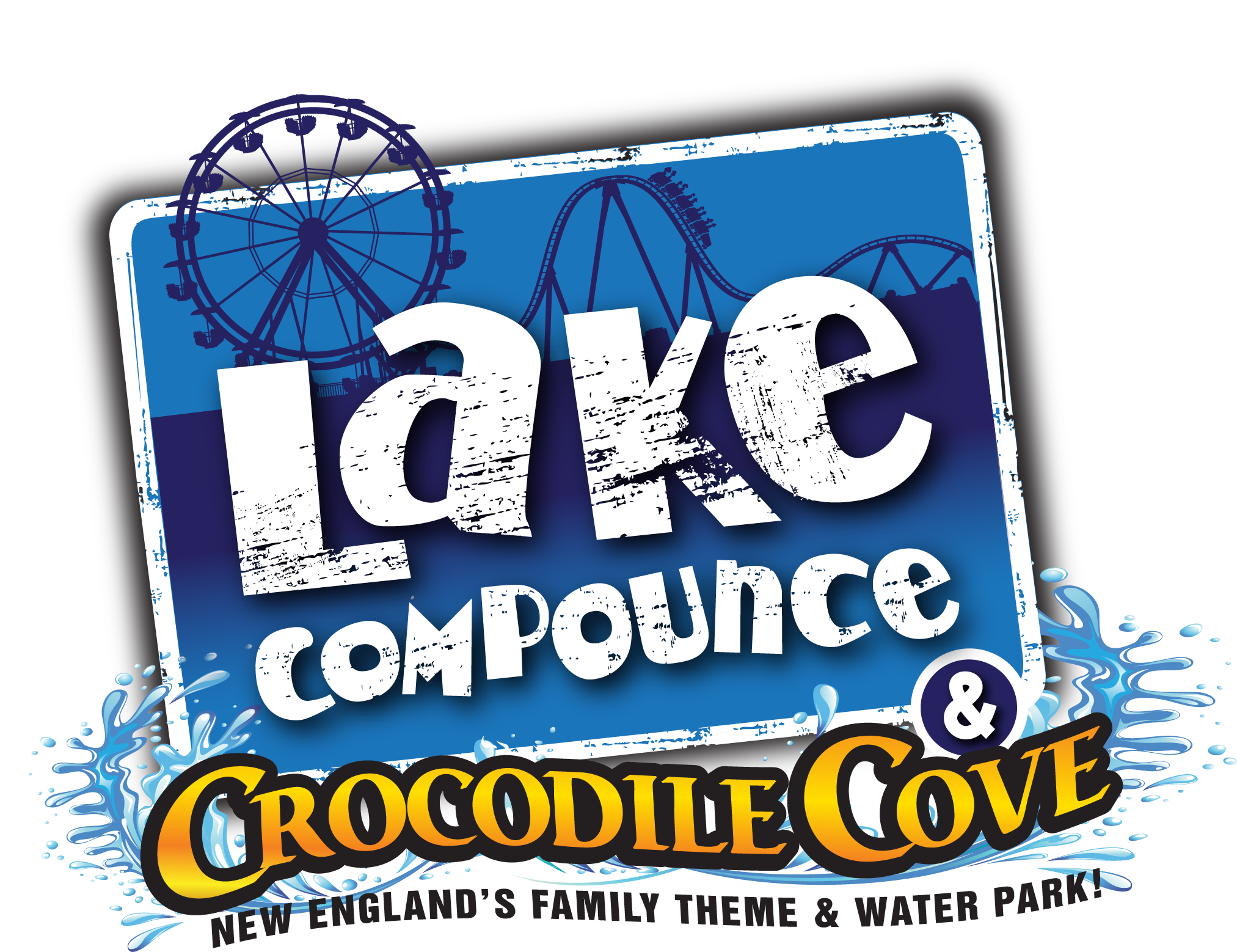 Lake Compounce & Crocodile Cove, New England's Family Theme & Water Park