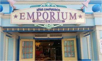 Lake Compounce Emporium